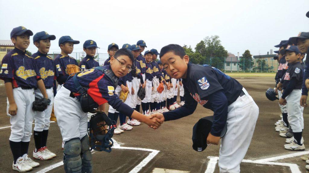 札幌 少年 野球