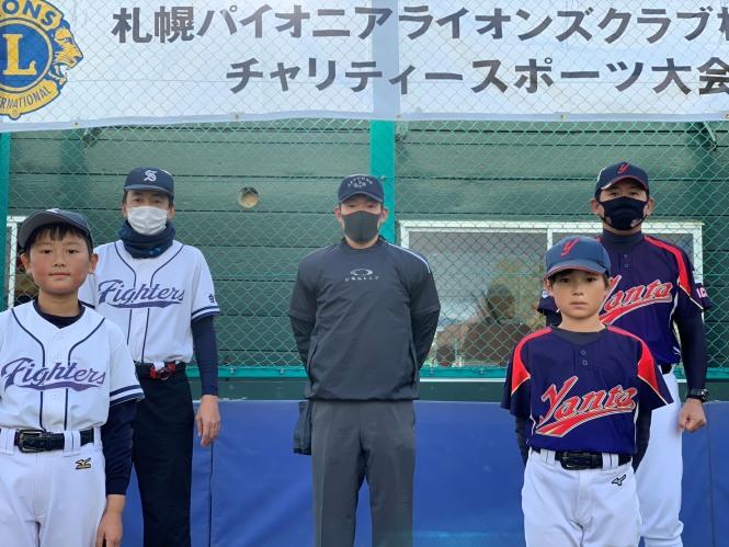 【25日結果】準決勝・大谷地ヤングタークス×白菊ファイターズ